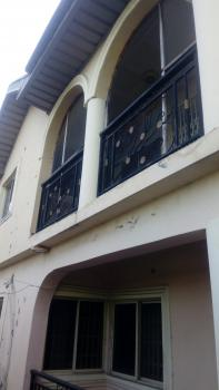 Up Flat All Rooms Ensuite 3bedroom Flat in a Compound of 3 Tenants, Bickersteth Estate, Off Onike-iwaya Road, Onike, Yaba, Lagos, Flat for Rent