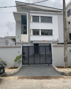 4bedroom  Detached, Mojisola Onikoyi Estate, Ikoyi, Lagos, House for Sale