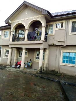 8units Apartment Well Built on Plot, Isiba Oluwo, Egbeda, Alimosho, Lagos, Block of Flats for Sale
