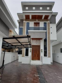 Luxury 5 Bedroom Detached Duplex, Canal West Residence, Osapa, Lekki, Lagos, Detached Duplex for Sale