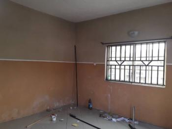 3 Bedroom Flat, at Ago Last Bus Stop ( Upstairs), Ago Palace, Isolo, Lagos, Flat for Rent