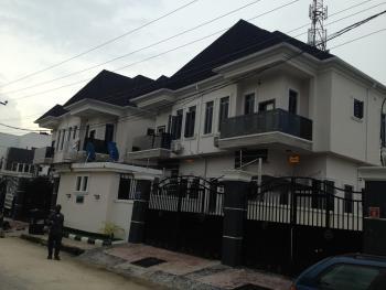 Exquisitely Finished 4 Bedroom Duplex with Bq, Lekki Conservation Opp. Chevron, Lekki Expressway, Lekki, Lagos, Semi-detached Duplex for Sale