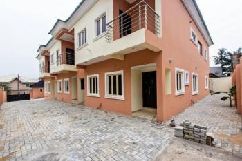 2 Wings of 4 Bedroom Terraced Duplex, Gra, Ogudu, Lagos, Terraced Duplex for Sale