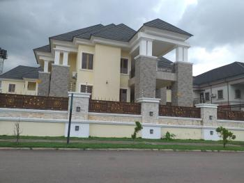 State-of-the-art 9 Bedrooms Mansion Sitting on 1850sqm, Maitama District, Abuja, Detached Duplex for Sale