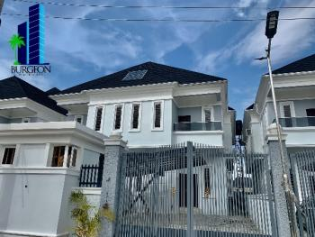 Luxury 4 Bedrooms with 1 Room Bq, Chevy View Estate, Lekki, Lagos, House for Sale