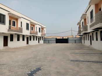 Bella Homes, Close to Chevron Toll Gate Axis, Lekki, Lagos, Terraced Duplex for Sale