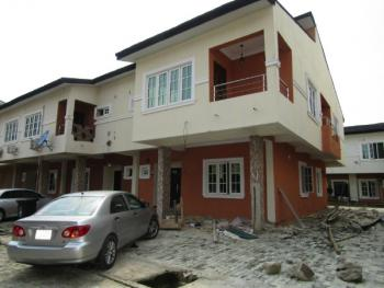 Brand New, Well Located and  Nicely Finished 4 Bedroom Semi-detached Duplex, Lekki Paradise Estate, Chevron, Lekki Phase 2, Lekki, Lagos, Semi-detached Duplex for Sale