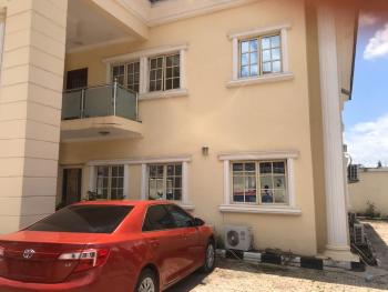 Neat 4 Bedroom Terraced with a Room Bq, Jabi, Abuja, Terraced Duplex for Sale