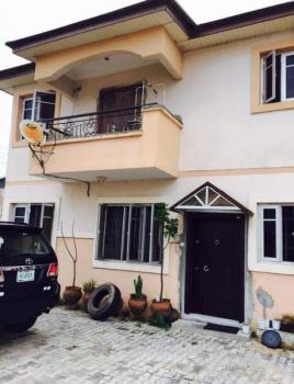 4 Bedroom Semi Detached, Ikate Elegushi, Lekki, Lagos, Semi-detached Duplex for Sale