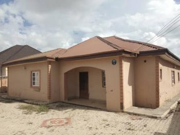 Clean 3 Bedroom Bungalow, Trademore Phase 1, Lugbe District, Abuja, Semi-detached Bungalow for Rent