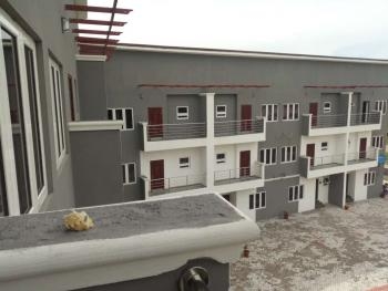 Newly Built 4 Bedroom Terrace, 3 Mins to Aym Shafa Filling Station, Wuye, Abuja, Terraced Duplex for Sale