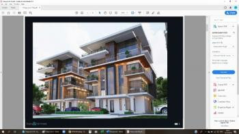 Three Units of Super Luxury 5 Bedroom Penthouses, Ilabere Road, Old Ikoyi, Ikoyi, Lagos, Terraced Duplex for Sale