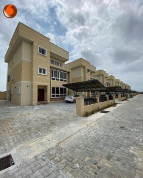 6 Bedroom Duplex, Western Foreshore Estate, Beside Pinnock Beach Estate, Jakande, Lekki, Lagos, Detached Duplex for Sale