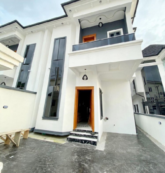 Brand New Property, Chevron, Chevy View Estate, Lekki, Lagos, Semi-detached Duplex for Sale
