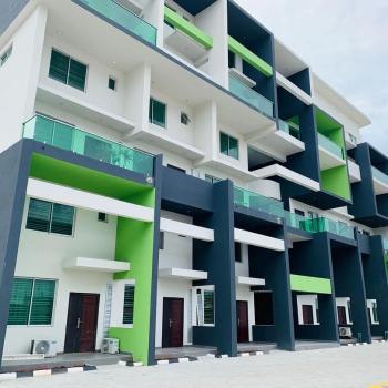 Luxury Service Exquisite 2 Bedrooms Ensuite Maisonette with Guest Toilet, Richmond Estate Phase 3, Lekki Phase 1, Lekki, Lagos, Flat for Sale