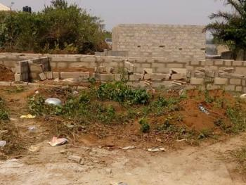 a 668.90sqm Land with 3 Bedroom Bungalow Foundation, Gberigbe, Ikorodu, Lagos, Residential Land for Sale