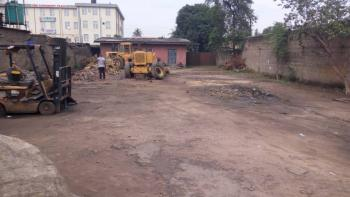 1463sqm with a Bungalow, C of O, Abule Taylor, Abule Egba, Agege, Lagos, Commercial Land for Sale