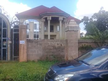 5 Bedroom Detached House on 750sqm Land, Fidelity Estate, Enugu, Enugu, Detached Duplex for Sale