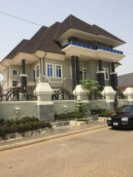Nicely Built 7 Bedroom Mansion with Pent House, Wuse, Abuja, Detached Duplex for Sale