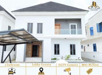 5 Bedroom Semi-detached Duplex with Bq, Lekky County, Lekki, Lagos, Semi-detached Duplex for Sale