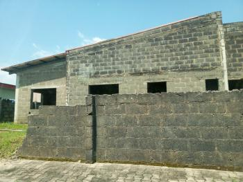 Carcass, Mayfair Gardens Estate, Eputu, Ibeju Lekki, Lagos, Terraced Bungalow for Sale