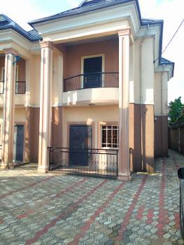 Clean 2 Bedroom Duplex in Ada George for Rent, Mini Orlu Ada George, Port Harcourt, Rivers, Terraced Duplex for Rent
