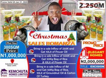 Estate Land, Lekki Free Trade Zone Close to Amen Estate ,eleganza Industrial Estate,, Eleko, Ibeju Lekki, Lagos, Residential Land for Sale
