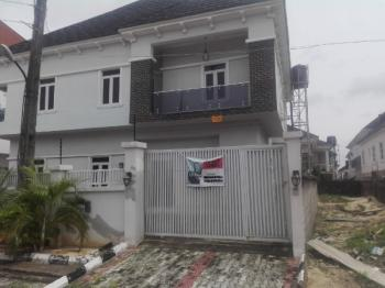 Fabulous 5 Bedroom Stand Alone Duplex, Chevy View Estate, Lekki, Lagos, Detached Duplex for Rent