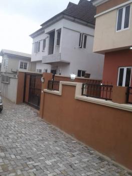 Brand New 4 Bedroom Semi Detached Duplex with Bq, Glory Estate, Gbagada, Lagos, Detached Duplex for Sale