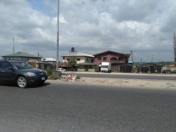 3 Plots of Land with Building Facing Express, Abijo Gra, Sangotedo, Ajah, Lagos, Detached Bungalow for Sale
