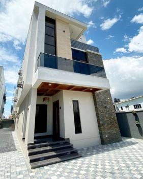 Top Notch 5 Bedroom Detached Duplex with 2 Rooms Bq + Pool, Lekki Phase 1, Lekki, Lagos, Detached Duplex for Sale