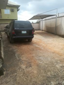 Vacant Land Measuring 1800sqm with Fence and Gated, Along Lateef Jakande Road Agidingbi Ikeja, Close to Cadbury, Agidingbi, Ikeja, Lagos, Commercial Land for Rent