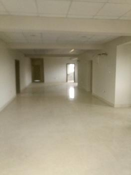 a Brand Newly Built Open Office Space About 220sqmts on Second Floor, Alagomeji, Yaba, Lagos, Office Space for Rent
