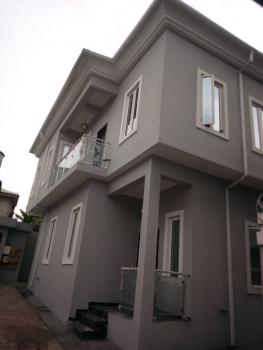 Newly Built 4 Bedroom Detached Duplex with a Room Bq All Rooms Ensuite, Phase 1, Gra, Magodo, Lagos, Detached Duplex for Rent