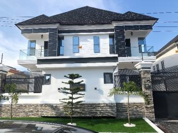 Brand New Luxuriously Finished 4bedroom Semi -detached House with Massive Space and B/q, Chevy View Estate, Lekki, Lagos, Semi-detached Duplex for Sale