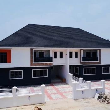 Luxury and Brand New 5 Bedroom Semi Detached Duplex, Lekki Phase 1, Lekki, Lagos, Semi-detached Duplex for Sale