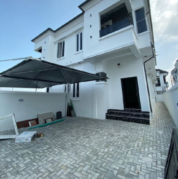 Tastefully Finished and Exquisitely Built Property, Chevy View Estate, Lekki, Lagos, Semi-detached Duplex for Sale