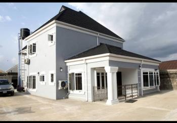 Well, Tastefully Finished 4 Bedroom Duplex on 1 and Half Plot of Land, Sars Road By Rupokwu, Obio-akpor, Rivers, Detached Duplex for Sale