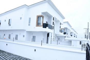 Lovely Built 4 Bedroom Massive Twin Duplex, Eletu Street, Osapa, Lekki, Lagos, Semi-detached Duplex for Sale