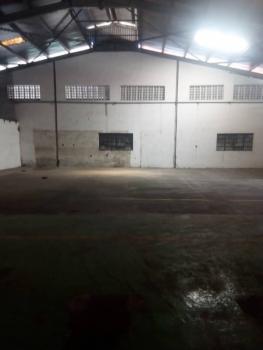 Warehouse Measuring 45,000 Ft, Oshodi, Lagos, Warehouse for Rent