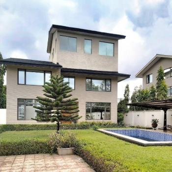 Exquisite 5 Bedroom Mansion Duplex, Banana Island, Ikoyi, Lagos, Detached Duplex for Sale