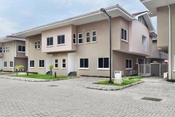 Service 4 Bedroom Duplex with Fitted Kitchen and Bq, Earls Court Estate, Lekki Phase 1, Lekki, Lagos, Semi-detached Duplex for Sale