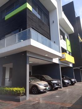 Super Luxury 5 Bedroom Terraced Duplex with a Room Servant Quarter, Off Queens Drive, Old Ikoyi, Ikoyi, Lagos, Terraced Duplex for Sale