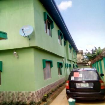 Decent 2 Bedroom Upstair with Wardobes in a Nice Environ, Greenland Estate, Isheri Olofin, Alimosho, Lagos, Flat for Rent
