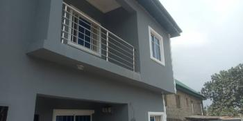 Well Finished Newly Built 2 Bedroom Flats, Off Egbeda-ipaja Road, Mosan Bus Stop, Egbeda, Alimosho, Lagos, Semi-detached Duplex for Rent