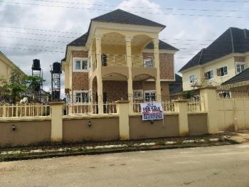 4 Bedrooms Detached Duplex with 2 Bedrooms Bq, Galadimawa, Abuja, Detached Duplex for Sale