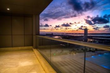 The Red Reef Condo 3 Bedrooms with Ocean Views, Pearl Cafe, Eko Atlantic City, Lagos, Flat Short Let