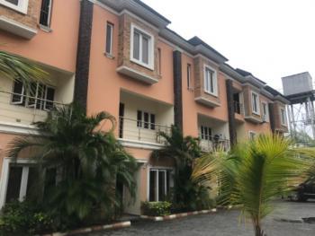 Beautiful 4 Bedroom Terraced Duplex, London, Osapa, Lekki, Lagos, Terraced Duplex for Rent