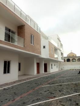 Tastefully Finished 4 Bedroom Terraced Detached Duplex with a Boys Quarters, Ikate Elegushi, Lekki, Lagos, Terraced Duplex for Sale