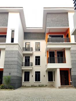 6 Units of 4 Bedroom Terrace Duplex with Bq, Thomas Estate, Thomas Estate, Ajah, Lagos, Terraced Duplex for Sale